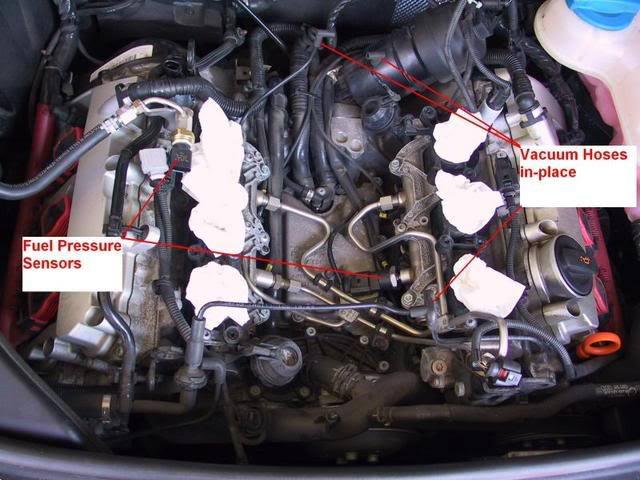Audi q5 tdi engine oil