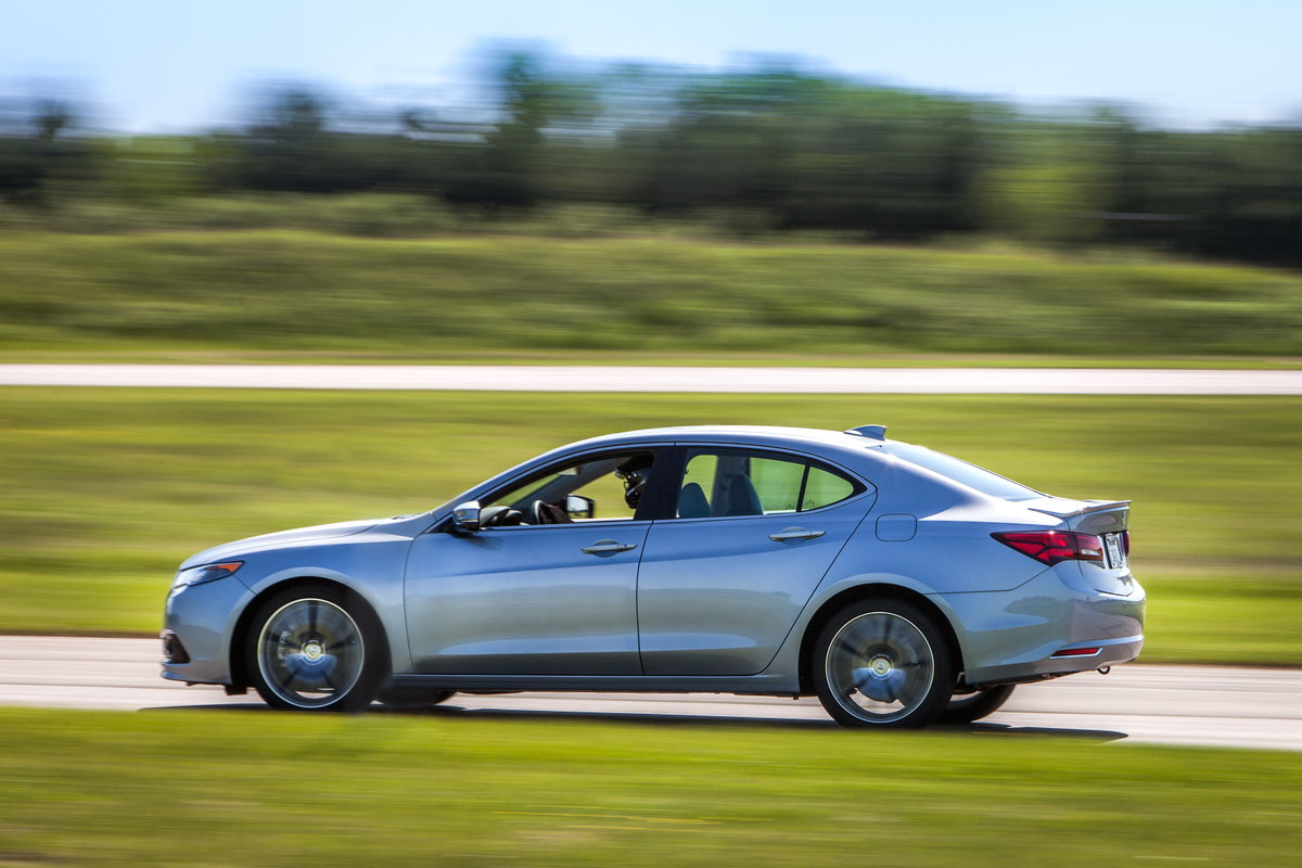 2016 acura tlx review carsdirect. Black Bedroom Furniture Sets. Home Design Ideas