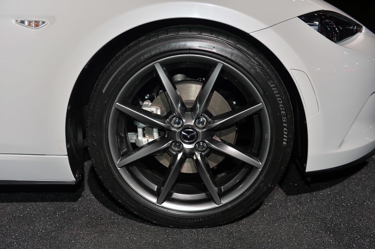 2016 Mazda MX-5 Miata Wheel