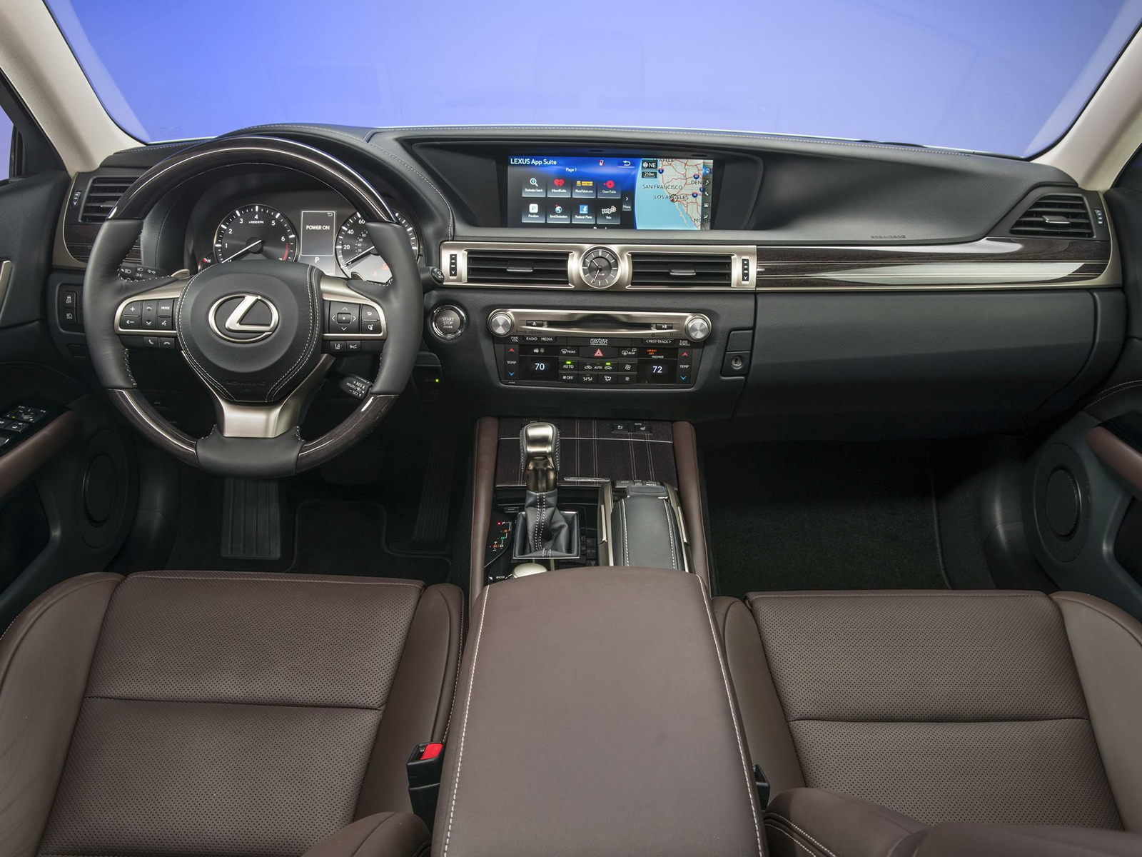 2016 Lexus Gs 350 Review Carsdirect