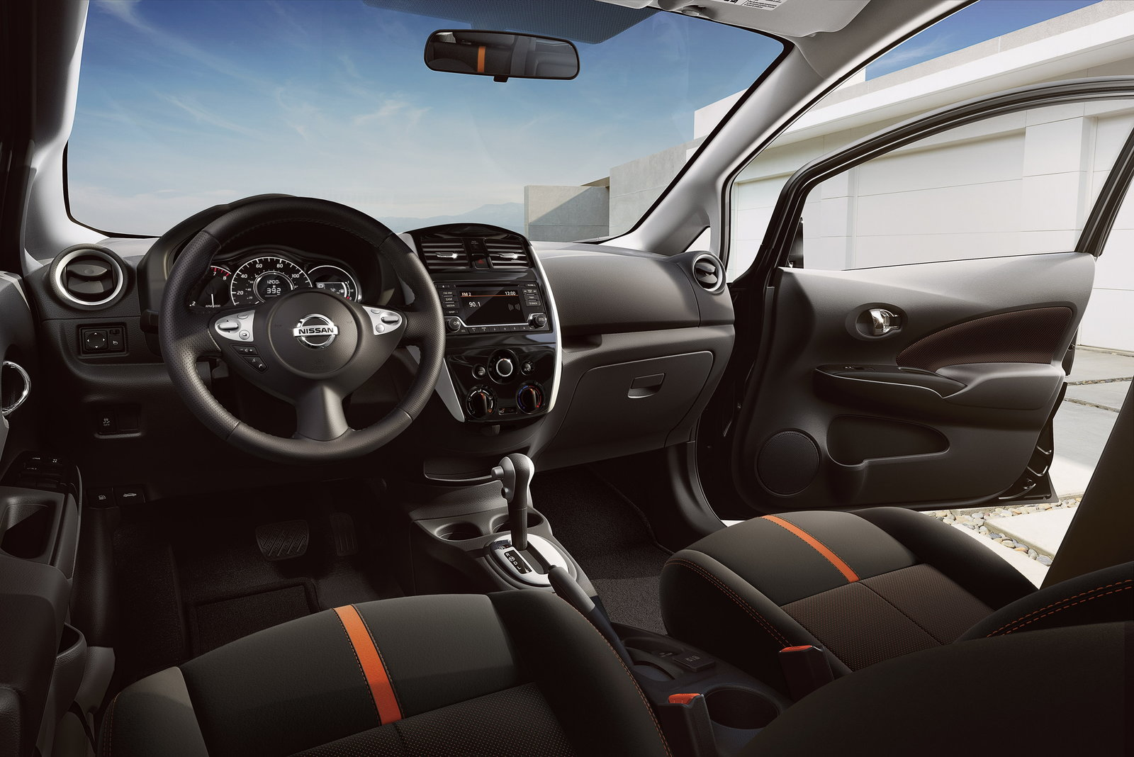 2017 nissan versa note preview pricing release date. Black Bedroom Furniture Sets. Home Design Ideas