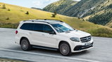 2017 Mercedes-Benz GLS350d