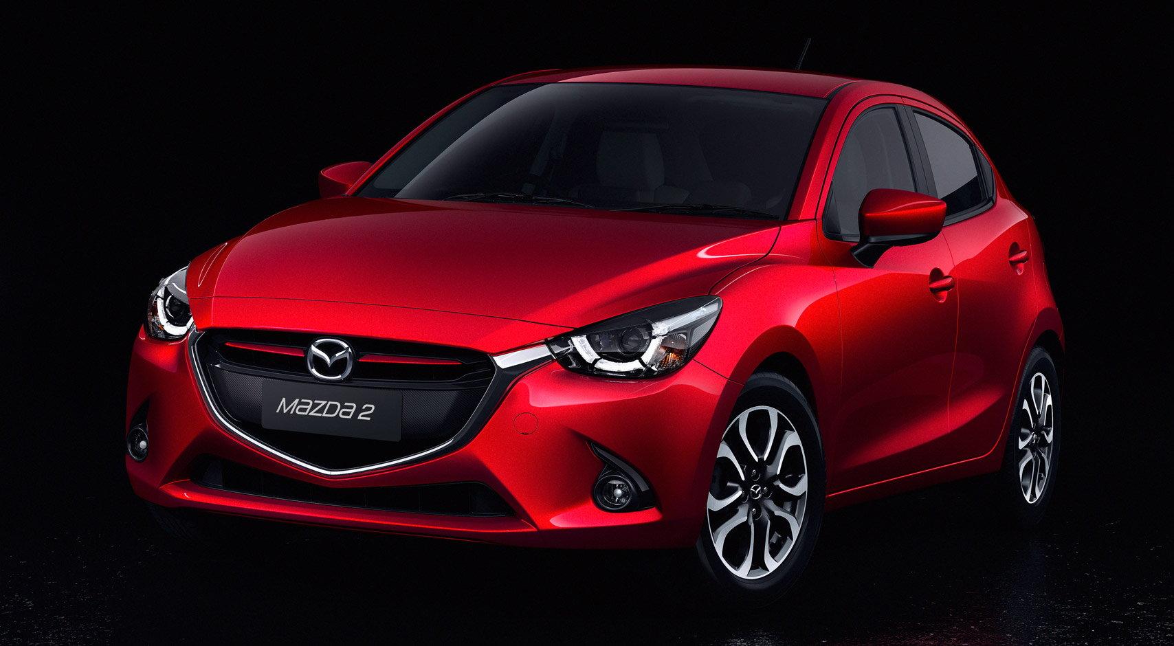 Mazda Mazda2 Front Quarter