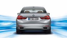 2017 BMW 740e