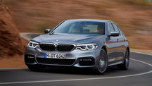 2017 BMW 530
