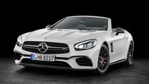 2017 Mercedes-Benz SL450