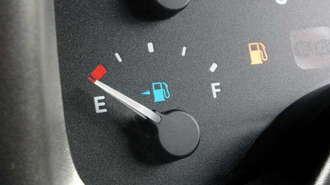 Truck Gas Gauge