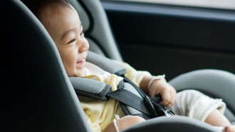 Car Infant Safety Seat