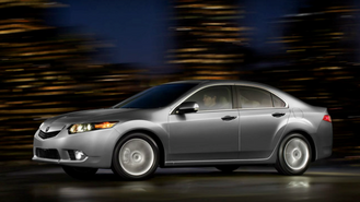 Driving An Acura Certified Pre-Owned Ca