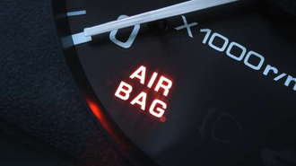 Airbag Warning Light