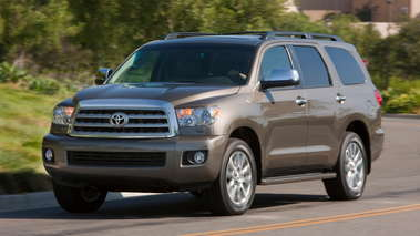2017 toyota sequoia preview pricing release date. Black Bedroom Furniture Sets. Home Design Ideas