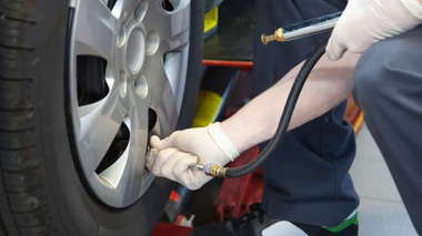 Using a Car Tire Repair Kit