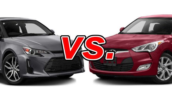 Scion tC vs Hyundai Veloster - CarsDirect