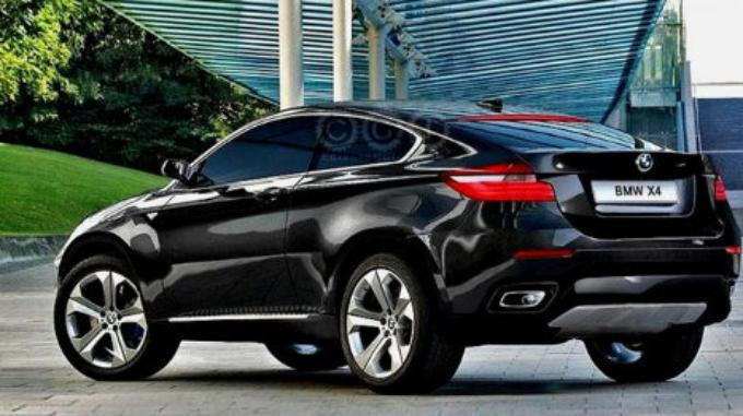2014 BMW X4 Crossover Preview: Pricing, Specs and Release Date