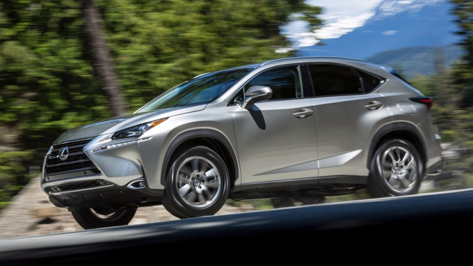 2017 lexus nx 200t styles features highlights. Black Bedroom Furniture Sets. Home Design Ideas