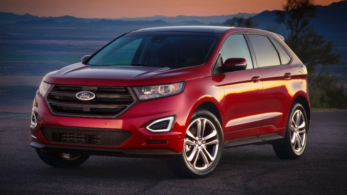 2014 ford edge redesign pricing release date price and specs. Black Bedroom Furniture Sets. Home Design Ideas