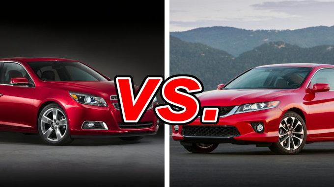Chevrolet malibu vs honda accord carsdirect for Chevy malibu vs honda accord