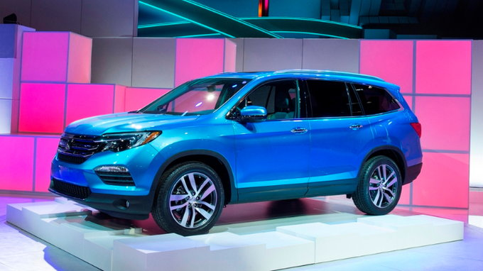 Lease deal on honda pilot for Honda pilot leases