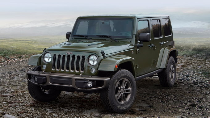 2017 jeep wrangler unlimited styles features highlights. Black Bedroom Furniture Sets. Home Design Ideas