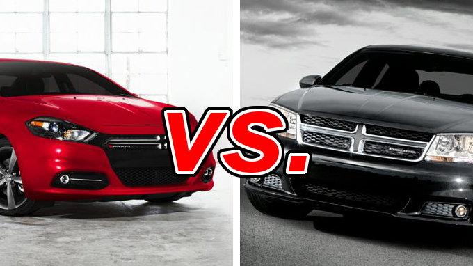 Dodge Dart vs. Dodge Avenger - CarsDirect