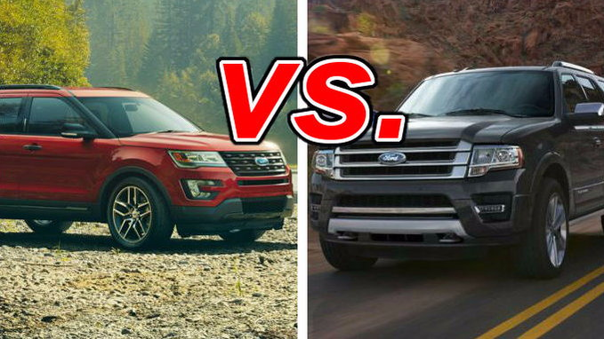 Tucson Used Cars >> Ford Explorer vs. Ford Expedition - CarsDirect