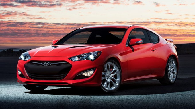 2016 hyundai genesis coupe key updates pricing release date. Black Bedroom Furniture Sets. Home Design Ideas