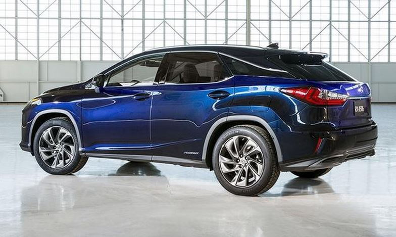 2016 lexus rx 350 pricing features and release date. Black Bedroom Furniture Sets. Home Design Ideas