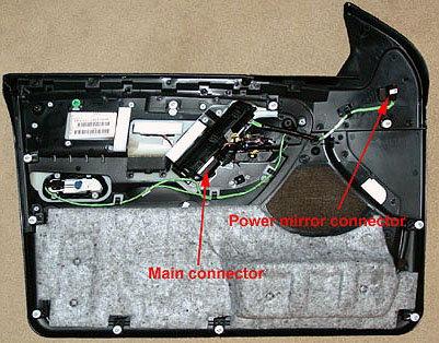 2004 jeep cherokee door wiring harness    jeep    grand    cherokee    1999    2004    how to replace side mirror     jeep    grand    cherokee    1999    2004    how to replace side mirror