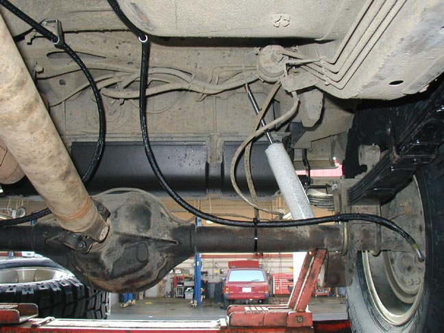 Jeep Cherokee Replacement Brake Lines : Jeep cherokee  how to replace brake line