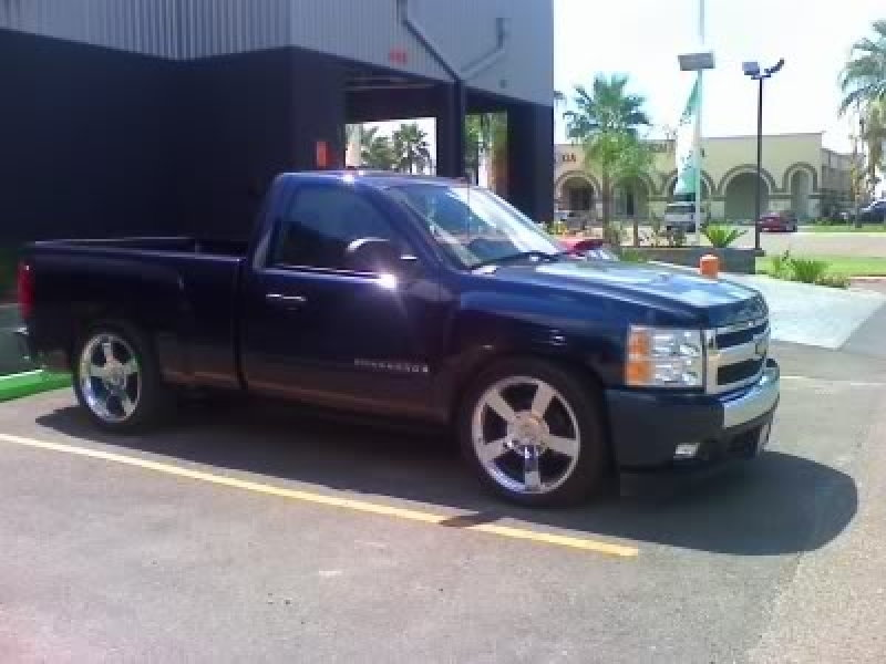 Chevy 85 Truck >> Chevrolet Silverado 2007-2013 GMT900 How to Lower Truck - Chevroletforum