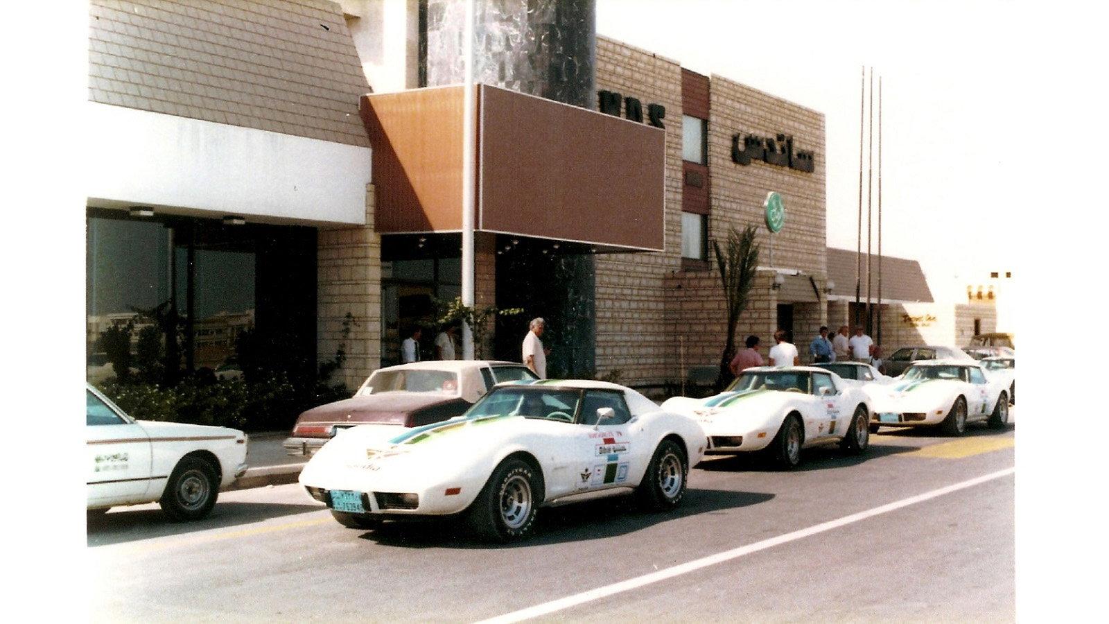 Saudi C3 Corvettes