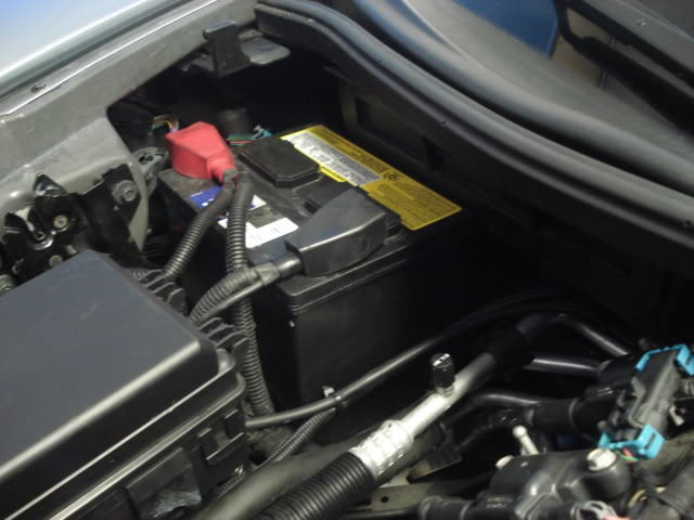 Battery Terminal Covers >> C5 C6 Corvette How to Relocate Coil Packs - Corvetteforum
