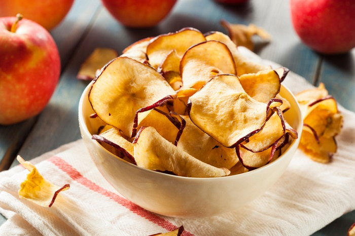 apple crips snack