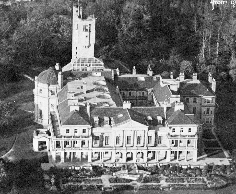Haggerstron Castle