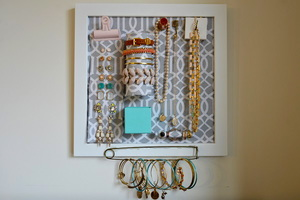 How to Make an Organizational Magnetic Board