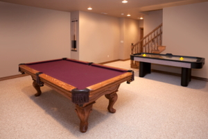 How to Dismantle a Pool Table
