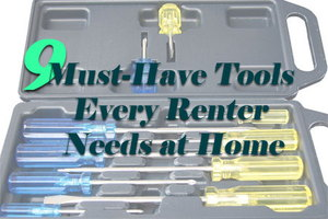 9 Must-Have Tools Every Renter Needs at Home