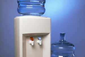How to Repair a Water Cooler Dispenser