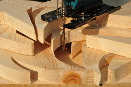 how to cut curves in wood with a router 2