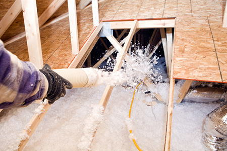 Installing Blown In Insulation 3 Tips Doityourself Com