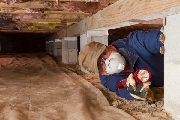How To Cover A Crawl Space