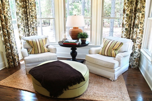 Do It Yourself Window Treatments: Use Fabrics To Give Your Home A Face-lift