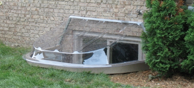 Basement Window Well Covers Doityourself Com