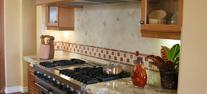 modernize your kitchen with a tile backsplash