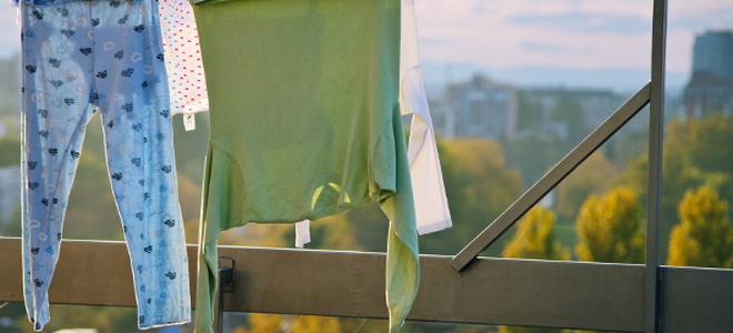 1. Clothesline