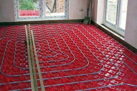 Installing A Radiant Floor Heat System Doityourself Com