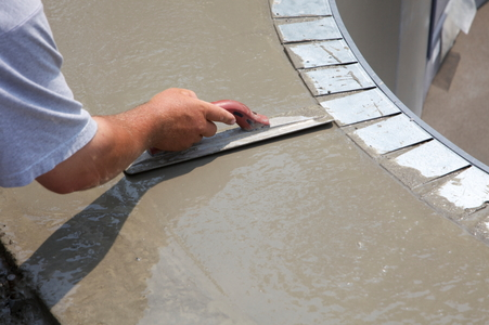 Concrete Pool Repair In 6 Steps Doityourself Com
