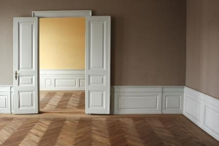 Interior Wood Wall Paneling