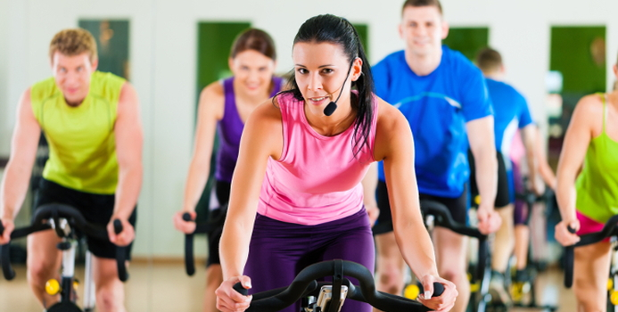 Image result for Benefits of workout on spin bikes