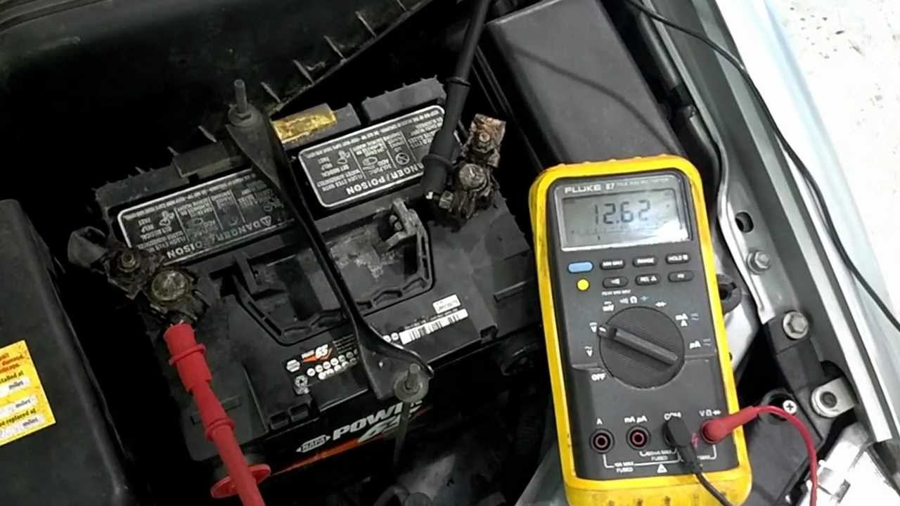 Good Car Battery Voltage